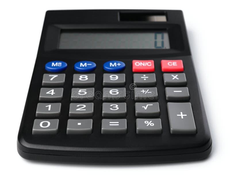 black calculator stock image  image of calculator  digits