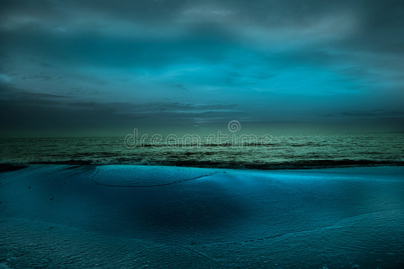 black calo sea στοκ εικόνες με δικαίωμα ελεύθερης χρήσης