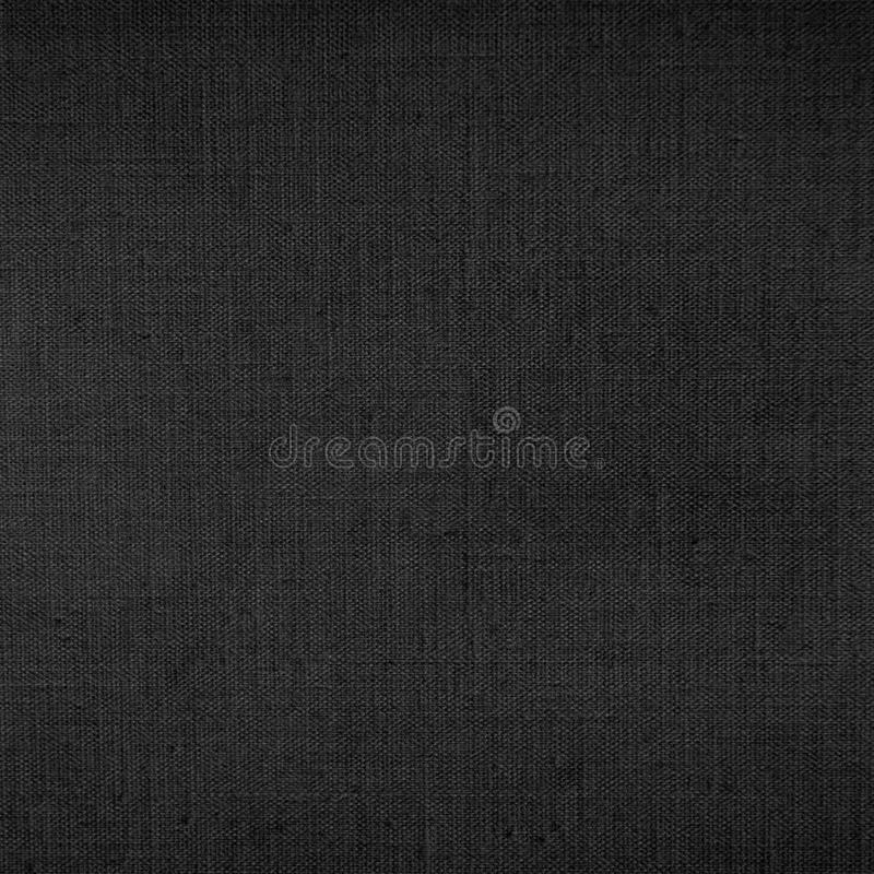 Free Black Canvas Texture Background Delicate Striped Pattern Royalty Free Stock Image - 28485396