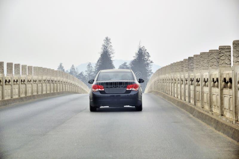 Download Black car stock photo. Image of elegant, backside, design - 18295026