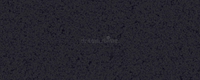 Black carpet fur material stock photography
