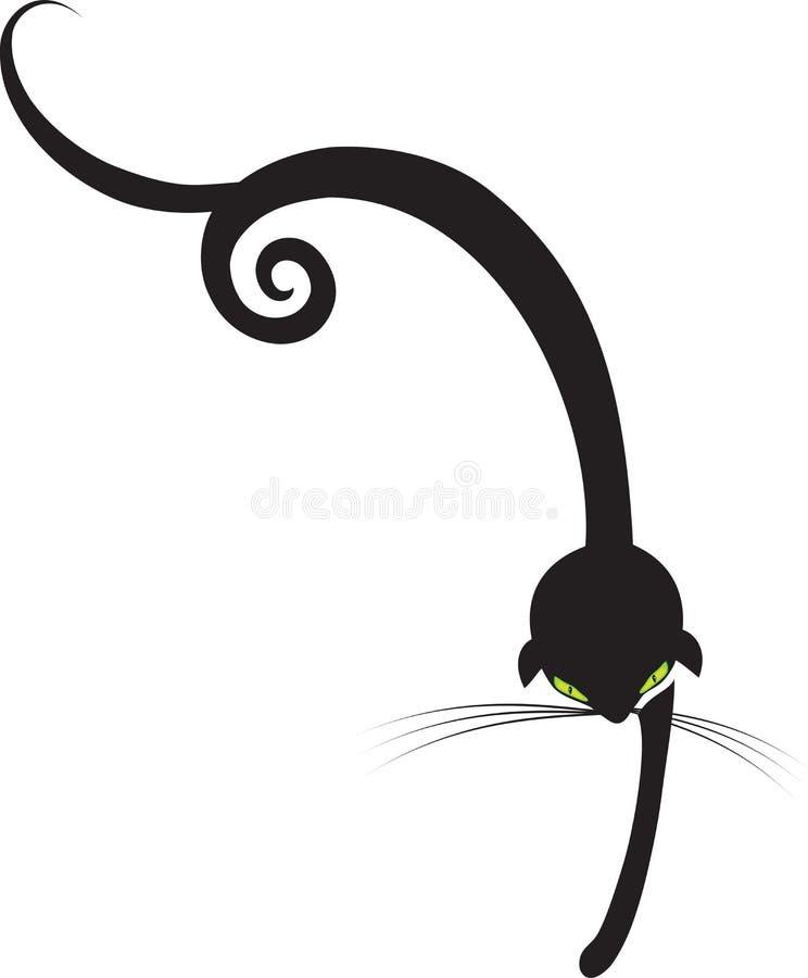 Free Black Cat Stock Image - 21757841