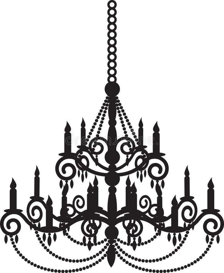 Black chandelier ilustracin del vector ilustracin de velas 40341275 download black chandelier ilustracin del vector ilustracin de velas 40341275 aloadofball Gallery