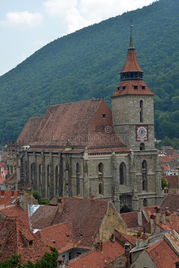 Download The Black Church Of Brasov, Romania Editorial Photography - Image of being, lutheran: 57378462