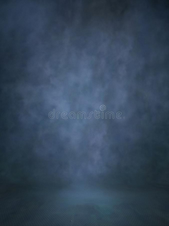 Background Studio Backdrops. Black classic portrait studio backgroun royalty free stock photography