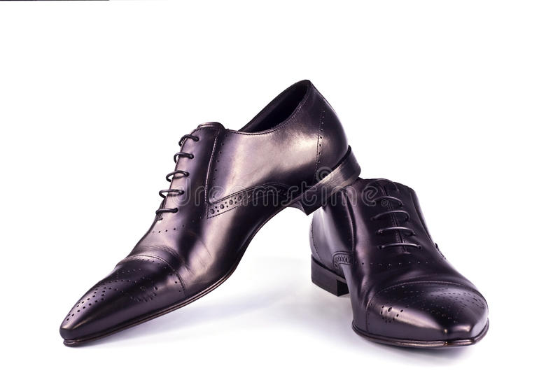 Download Black classical boots stock image. Image of black, footwear - 11565329