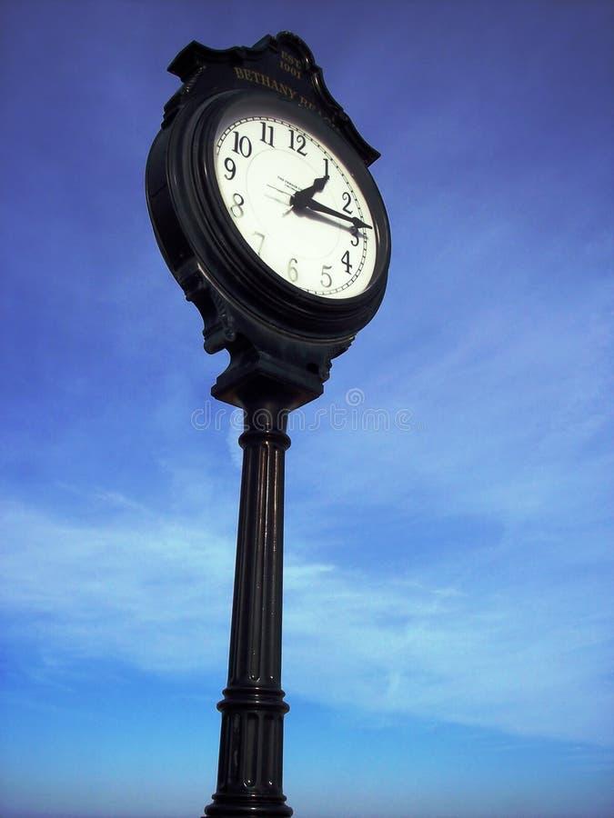 Download Black Clock stock image. Image of hour, tick, future, urgency - 4058157