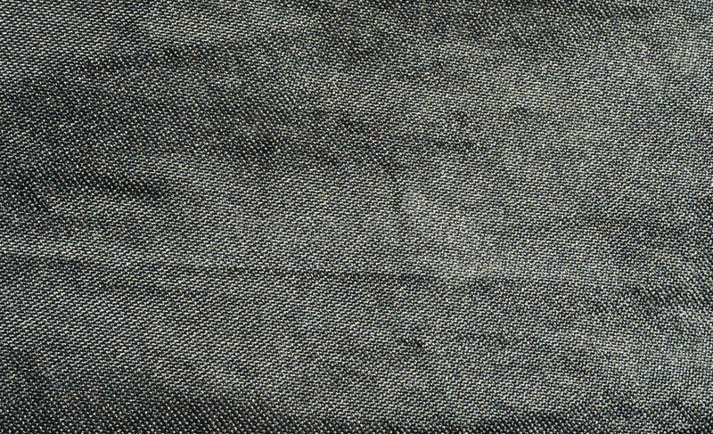 Black cloth texture stock photo