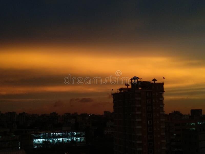 Black Cloud Sky. Cloud black sky rainysky rainyday stock photography