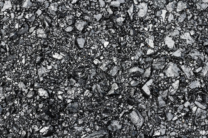 Black Coal stock images