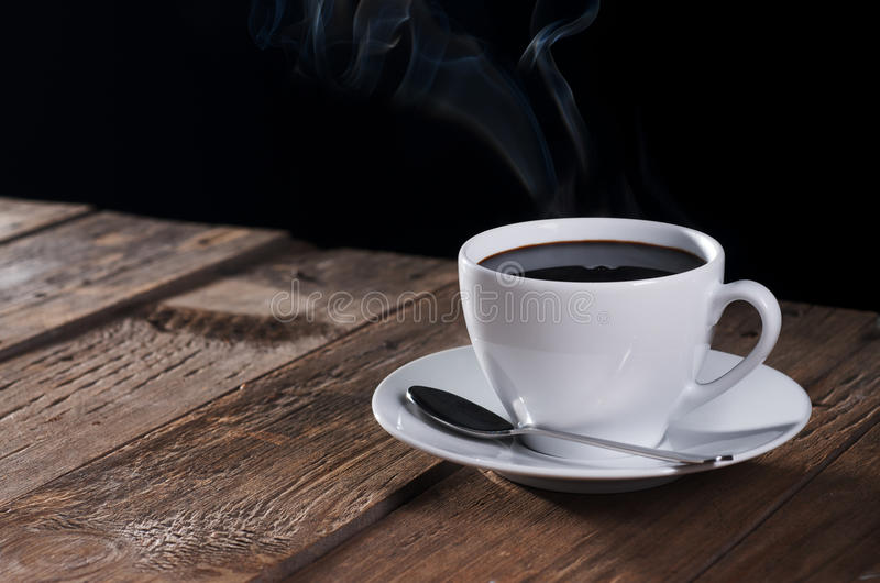 Download Black coffee stock photo. Image of heat, warm, copy, drink - 15920724