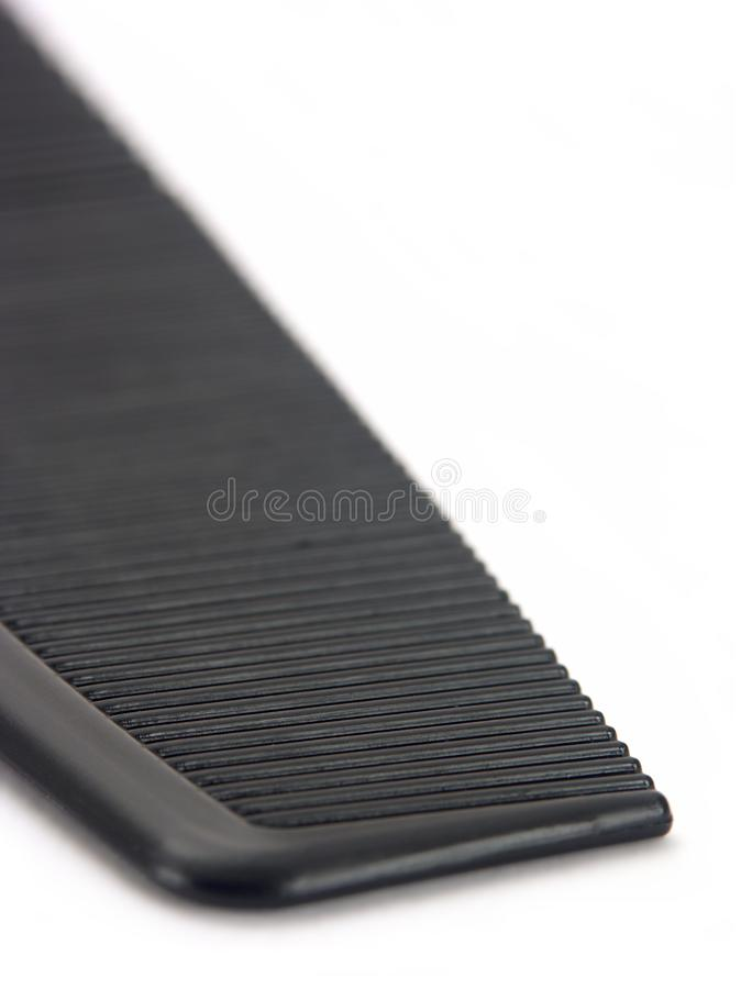 Black Comb 2 stock image