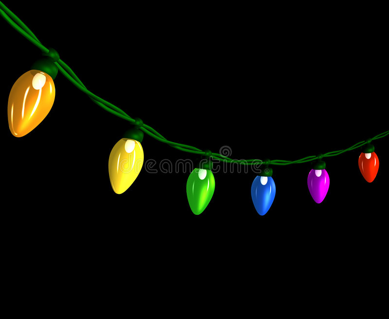black curved light over strand στοκ εικόνα με δικαίωμα ελεύθερης χρήσης