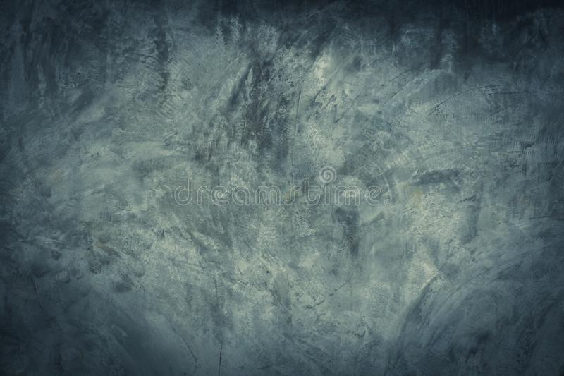 Black, dark and gray abstract cement wall and studio room gradient background stock photography