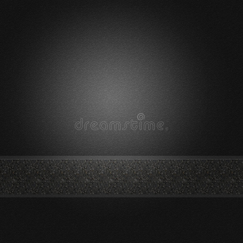 Black digital wallpaper stock image