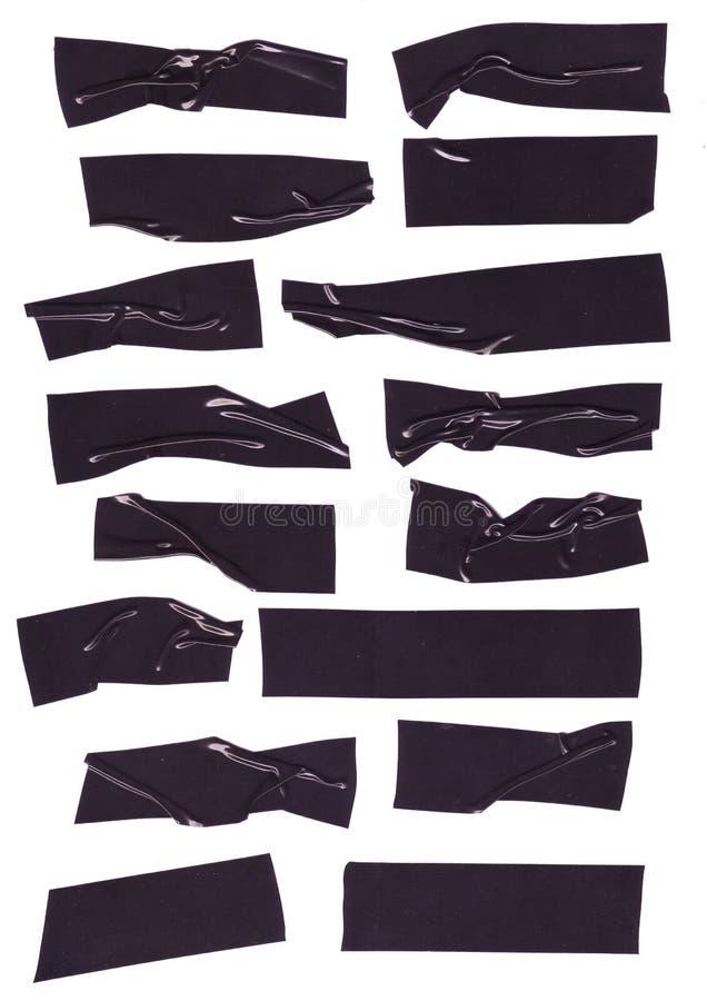 Download Black electrical tape stock illustration. Illustration of masking - 20080157