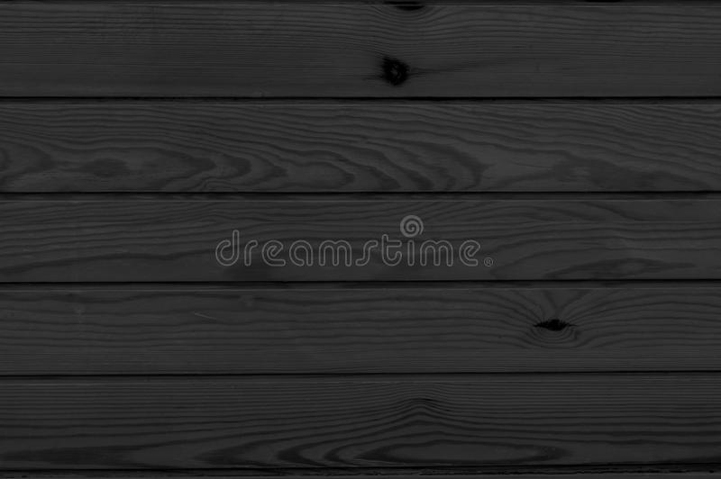 Balck empty blank wooden background, painted dark table surface, colored wood texture boards with copy space, vintage planks with royalty free stock photos