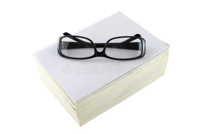 Download Black eye glasses frame stock photo. Image of learning - 22481964