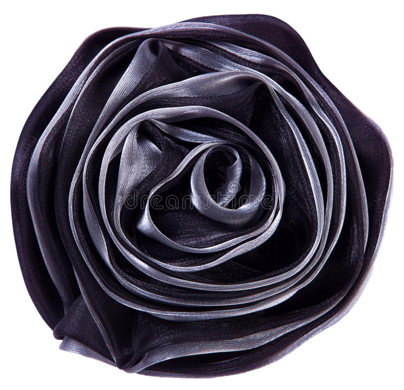 Download Black fabric flower rose stock photo. Image of fashion - 28045630