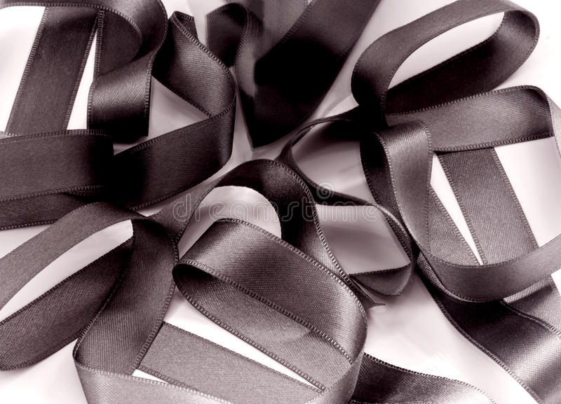Download Black Ribbon Stock Images - Image: 28682724