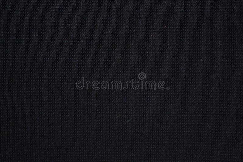 Black texture on the fabric royalty free stock photography
