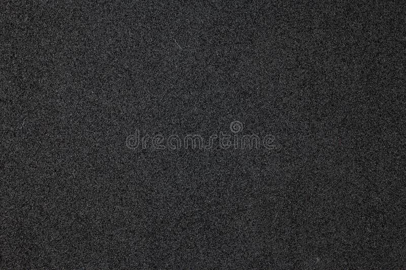 Black foam surface. Absorb, abstract, backdrop, background, beauty, blank, bubble, clean, close, closeup, dark, design, detail, element, froth, grainy, gray royalty free stock photos