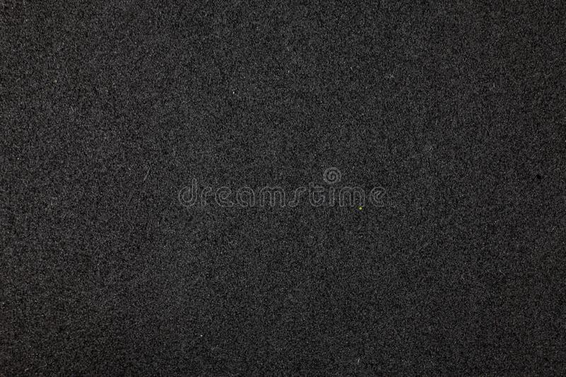 Black foam surface. Absorb, abstract, backdrop, background, beauty, blank, bubble, clean, close, closeup, dark, design, detail, element, froth, grainy, gray royalty free stock photography