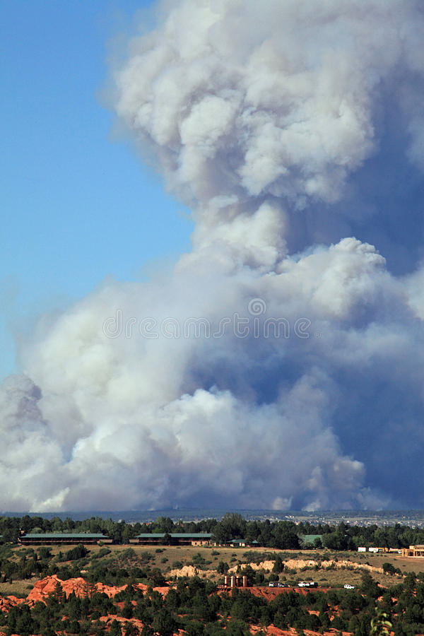 Download Black Forest Fire Editorial Photo - Image: 31553886