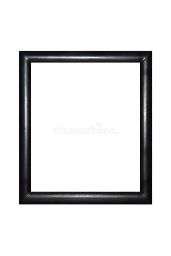 Black frame stock photography
