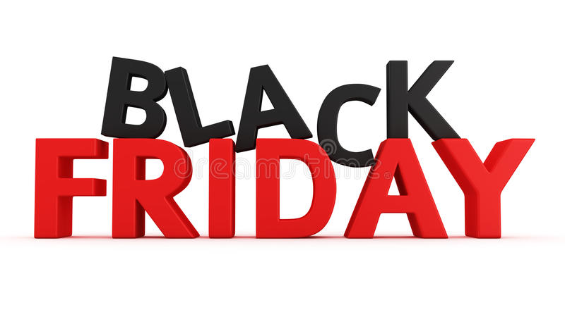 Black Friday libre illustration
