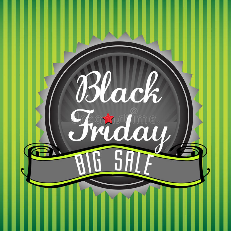 Download Black Friday Badge Royalty Free Stock Images - Image: 35071179