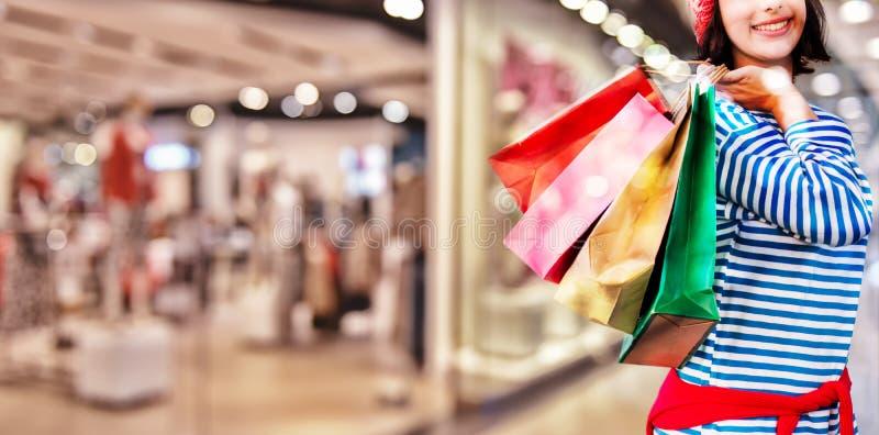 Black Friday en Tweede kerstdag Het winkelen gift en heden op vakantie stock afbeelding