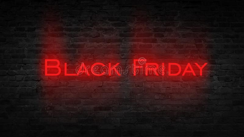 Black Friday försäljning, baner, affisch royaltyfri bild