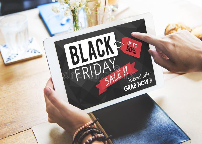 Black Friday rabata ceny promoci Przyrodni pojęcie zdjęcie royalty free