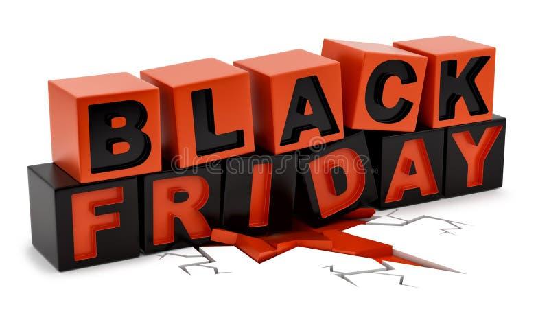 Black Friday Royalty Free Stock Photos