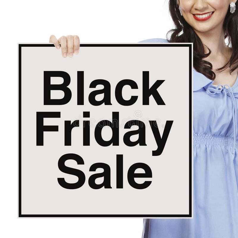 Black Friday Sale royalty free stock images