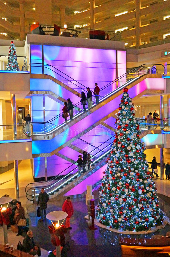 black friday shopping royaltyfria foton