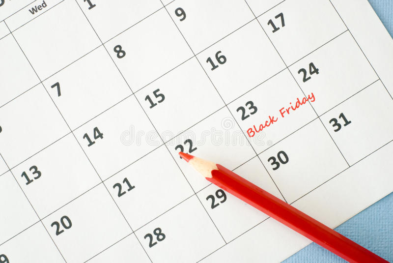 Download Black Friday stock photo. Image of calendar, date, shopping - 32814126