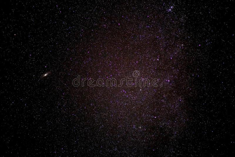 Black, Galaxy, Atmosphere, Sky stock image