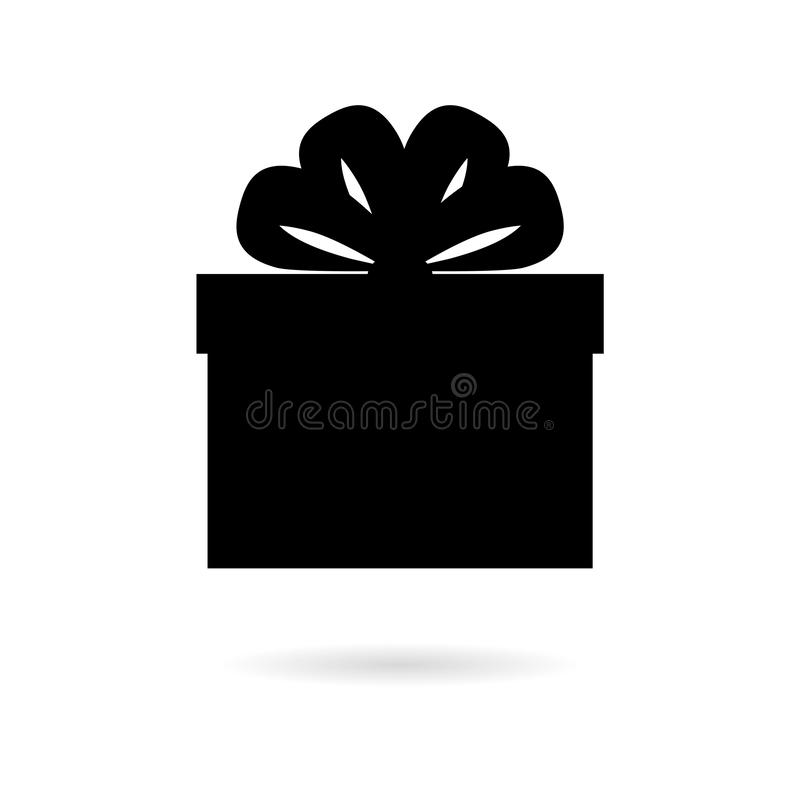Download Gift Logo Black And White Images