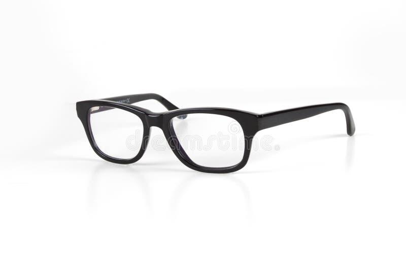 Black Glasses Stock Images