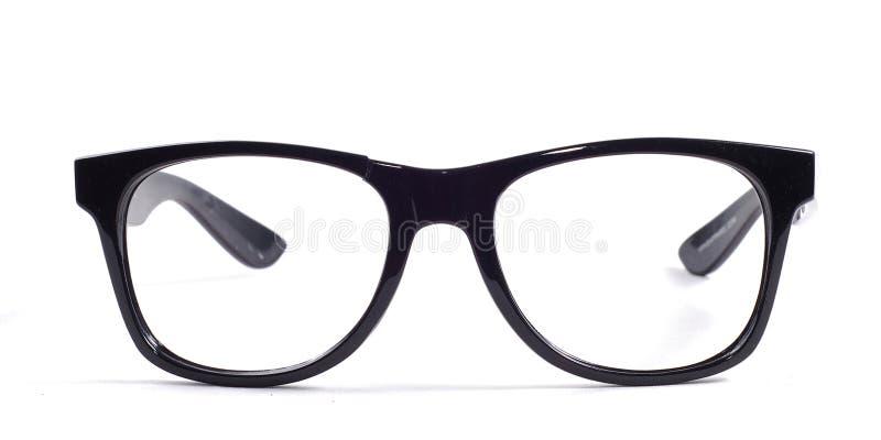 Black Glasses Royalty Free Stock Photo