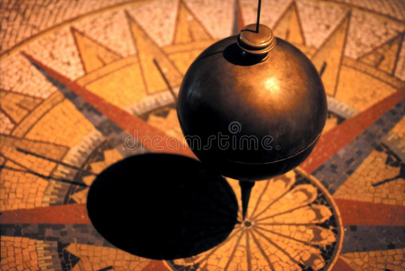 Black And Gold Measuring Ball Free Public Domain Cc0 Image