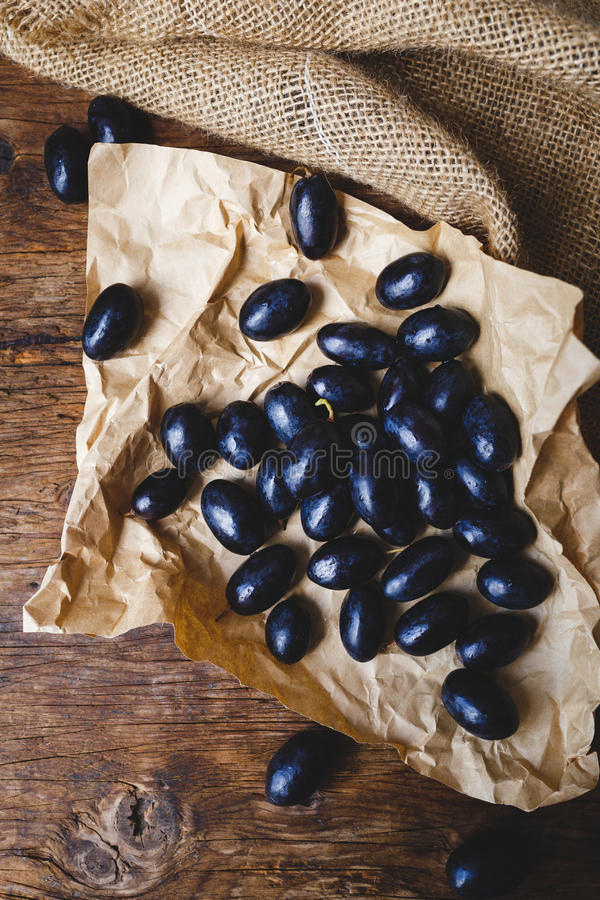 Download Black Grapes Stock Photo - Image: 83702708