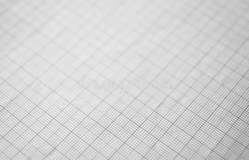Black graphing paper for royalty free stock photo