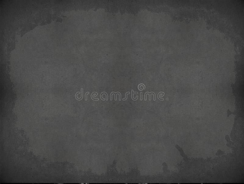 Black and gray grunge texture vector illustration