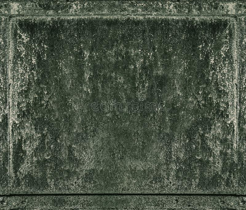 Black gray old vintage rustic metal texture background. royalty free stock photography
