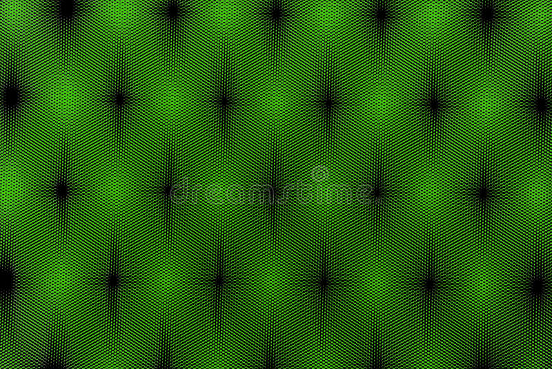 Black and green checkered background royalty free stock images