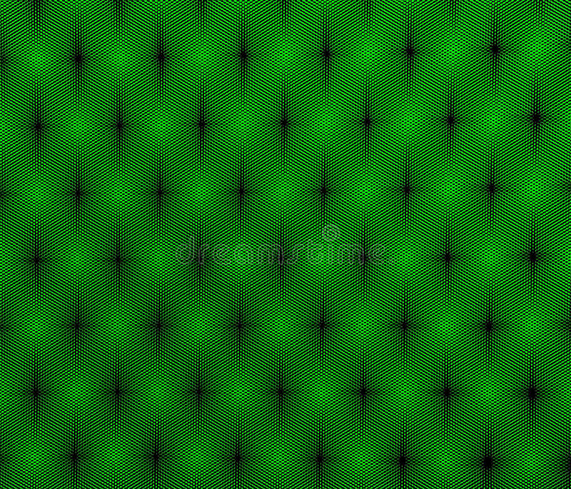 Black and green checkered background royalty free stock photos