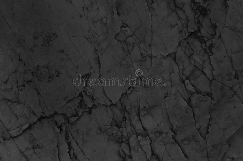 Black or Grey marble stone background. Dark Grey marble,quartz texture backdrop. Wall and panel marble natural pattern for archite. Cture and interior design or stock image